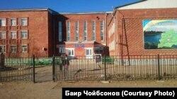 Школа в Еравнинском районе