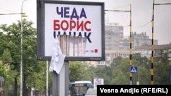 Bilbordi nakon izbora u Srbiji, 25. april 2016.