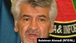 د افغانستان دفاع وزارت ویاند جنرال ظاهر عظیمي