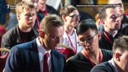 Сојузник на Навални, кандидат на изборите во Русија