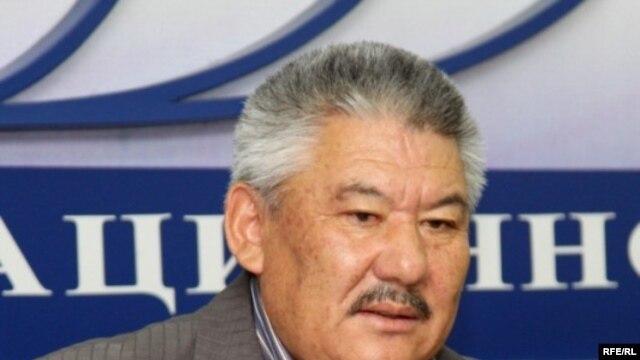 Azimbek Beknazarov (file photo)