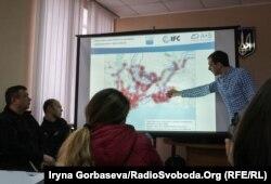 Максим Дорош рассказывает об исследовании транспортной системы города