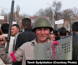 Kyrgyzstan's Tulip Revolution in March 2005