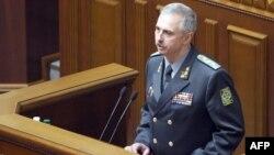Михайло Коваль сьогодні після обрання в парламенті