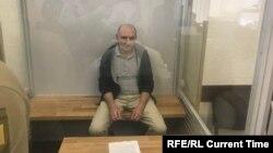 Володимир Цемах в Київському апеляційному суді очікує на рішення суддів