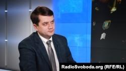 Радник передвиборчого штабу Володимира Зеленського Дмитро Разумков