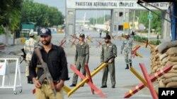 Після нападу на базу Мінгас пакистанські військові перекрили підступи до неї, 16 серпня 2012 року