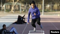 الرياضية العراقية دانة حسين