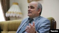 لوان جاگاریان، سفیر روسیه در ایران.