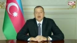 Prezident İlham Əliyevin Yeni İl çıxışı