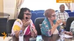 Пенсионеры обращаются к властям