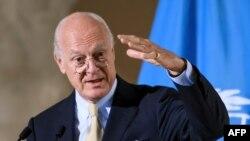 Moguć ratni zločin sirijske vojske: Stafan de Mistura