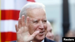 Joe Biden në Kiev