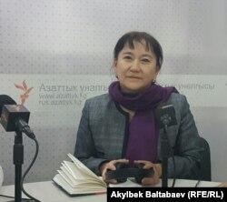 Айнуру Алтыбаева