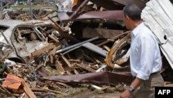 Բարաք Օբաման Օկլահոմայի Մուր բնակավայրում, 26-ը մայիսի, 2013թ.