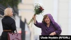 Белоруската добитничка на Нобелова награда за литература, Светлана Алексиевич