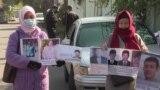 249-й день. Бессрочная акция с требованием освободить родных в Китае