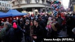 Ulica otvorenog srca u Beogradu, ilustrativna fotografija