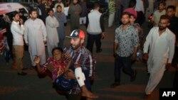 Пакистан, жардыруудан кийин
