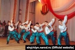 Під час відзначення 10-річчя утворення громадської організації «Сибірський центр української культури «Сірий клин»