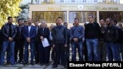 Qırım Yuqarı mahkemesi, Aqmescit, 2018 senesi oktâbrniñ 8-i
