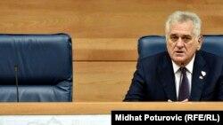 Čekajući potencijalne kandidate za naslednika na mestu predsednika Srbije: Tomislav Nikolić