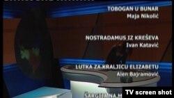 Bosnia and Herzegovina - Sarajevo, TV Liberty Show No.754 11Jan2011