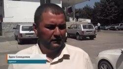 Эдем Семедляев о задержаниях в Симферополе (видео)