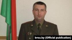 Андрэй Грушко, фота з галерэі выбітных выпускнікоў юрфаку БрДУ
