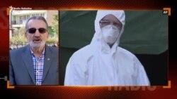 Nakaš: 'Silazna linija pandemije za dva do tri mjeseca - ako se budu poštovale mjere'