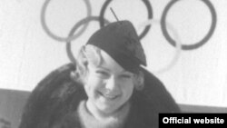 3-кратная олимпийская чемпионка, норвежская фигуристка Соня Хени. Фото с сайта http://olimp-history.ru