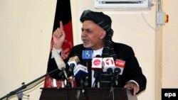 AfghanPresident Ashraf Ghani