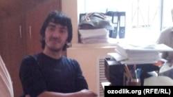 Uzbekistan - uzbek producer Hamidkariyev Mirsobir and human rights activist Bakhrom Hamroev