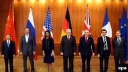 Министры иностранных дел стран-членов Совбеза ООН и Германии решают в Берлине, как быть с Ираном