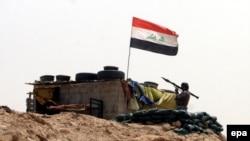 Позиції армії Іраку під час одного з боїв за Рамаді, архівне фото