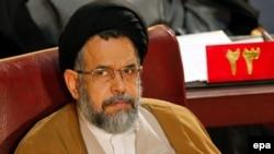 Ministri i Inteligjencës së Iranit, Mahmud Alavi.