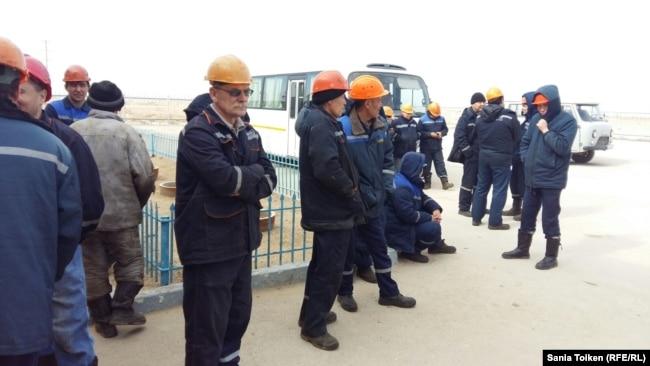 Казахстан вошел в десятку худших стран в области прав трудящихся