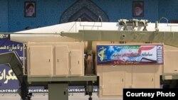 برد موشک «خرمشهر» دو هزار کیلومتر عنوان شده است.
