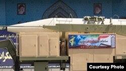 Iran's Khorramshahr ballistic missile
