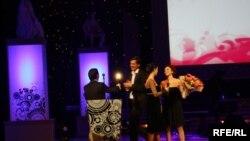 Հայ աստղերը Ազգային երաժշտական մցանակաբաշխության ժամանակ, 2009թ.