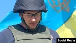 Украінскі журналіст Яўген Плінскі