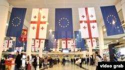 Тбилисский международный аэропорт (архивное фото)