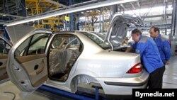 کارخانه تولید سمند در بلاروس