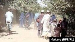 آرشیف/ بیجا شدهگان داخلی در افغانستان