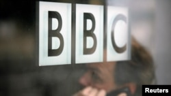 Логотип телерадиовещательной компании Би-Би-Си