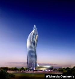 SOCAR-ın yeni Baş ofisinin layihəsi