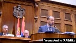 Podrška Demokratske stranke: Saša Janković