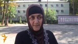 Зӯҳро Ҳусейнова: Як мушти муаллим писарамро аз роҳи бад баргардонд