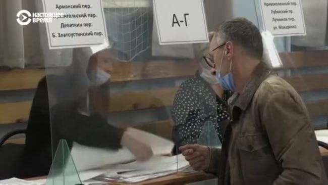 Какие нарушения происходили на выборах в России (видео)