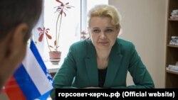 Лариса Щербула